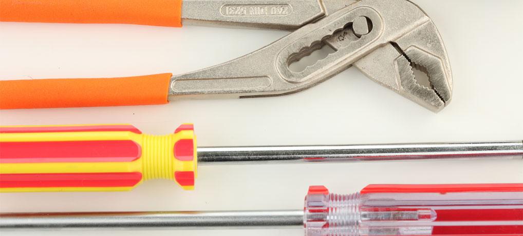 Reparación de averías y desperfectos